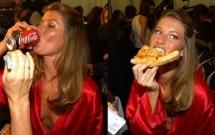 Chế độ ăn uống khắc nghiệt của các siêu mẫu Victoria