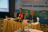 Hội nghị liên tịch thường niên lần thứ 8 Hội hữu nghị Việt Nam - Thái Lan