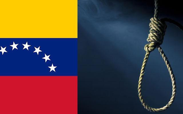 venezuela ty le tu sat tang cao do nguoi dan bat luc truoc cuoc song
