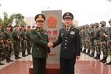 Giao lưu hữu nghị Quốc phòng biên giới Việt-Trung lần thứ 5 bắt đầu