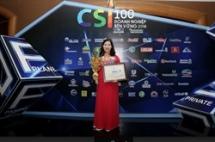 duoc pham tam binh duoc vinh danh top 100 doanh nghiep ben vung 2018