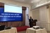 Bộ TT&TT phổ biến chính sách pháp luật về Campuchia cho phóng viên, biên tập viên