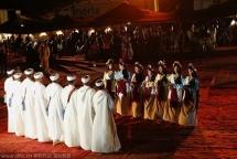 Chợ cô dâu ở Ma rốc