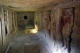 Phát hiện ngôi mộ cổ gần 5.000 năm còn nguyên vẹn tại Ai Cập
