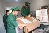 Bộ đội Biên phòng An Giang: Hai ngày bắt 2 vụ buôn lậu lớn