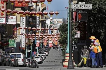 Người già gốc châu Á tại Mỹ ăn Tết trong bất an vì liên tục bị tấn công