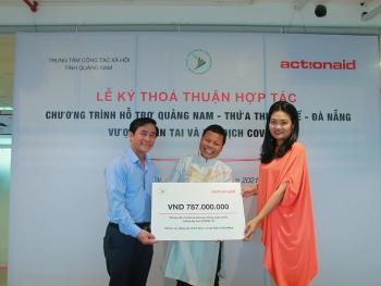 ActionAid hỗ trợ hơn 350 phụ nữ tại Huế và Đà Nẵng ổn định sinh kế