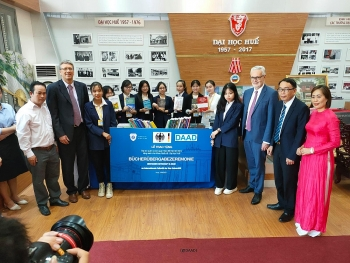 Đại sứ Đức thúc đẩy trao đổi học thuật, nghiên cứu và văn hóa với Thừa Thiên Huế