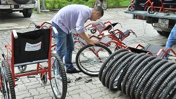 Chính phủ Hoa Kỳ tăng cường hỗ trợ Việt Nam trong lĩnh vực người khuyết tật