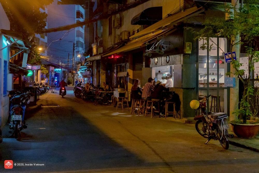 Bình Thạnh là một quận nội thành thuộc TP. HCM với nhiều nét văn hóa ẩm thực đặc sắc. Ảnh: insidevietnam