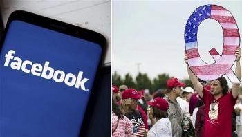 """Facebook xoá hàng trăm """"tài khoản rác"""" chuyên tung tin đồn trong mùa bầu cử ở Mỹ"""
