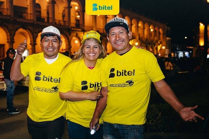 Image result for viettel Peru Bitel