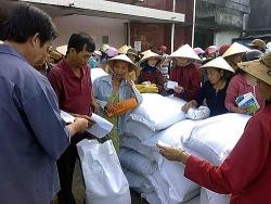 Thủ tướng xuất cấp gạo cho tỉnh Đắk Lắk và Thanh Hoá