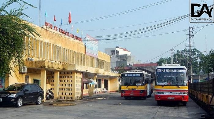 Lộ trình các tuyến xe buýt Hải Dương mới nhất: Thời gian di chuyển, lich trình xe chạy