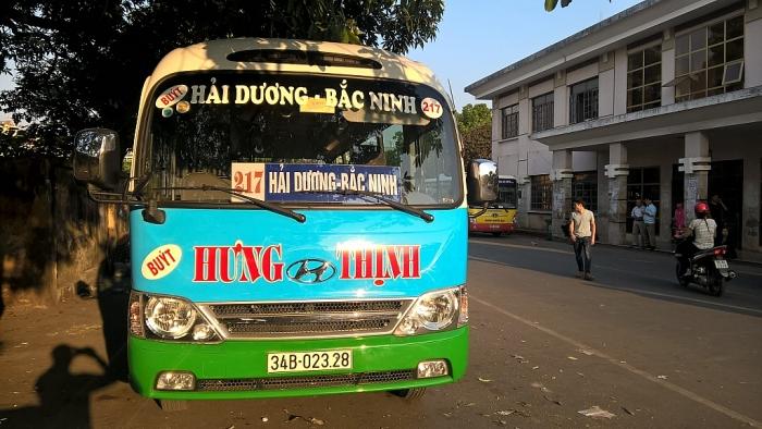 Danh sách các tuyến xe buýt tạo Hải Dương mới nhất