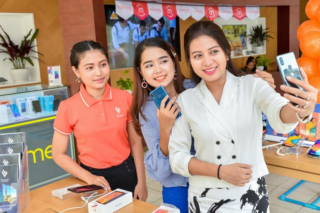 vsmart chinh thuc phan phoi tai thi truong myanmar