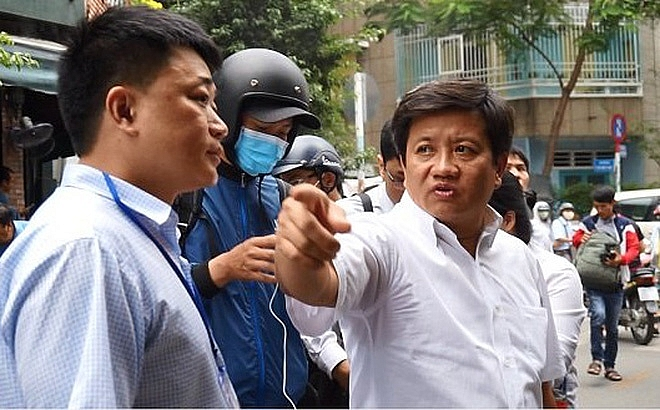Ông Đoàn Ngọc Hải - Nguyên Phó chủ tịch UBND quận 1 là ai? | Thời Đại