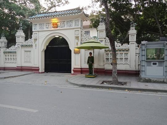 Địa chỉ Đại sứ quán nước ngoài tại Việt Nam