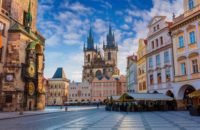 Những địa điểm thích hợp khi du lịch một mình tại châu Âu