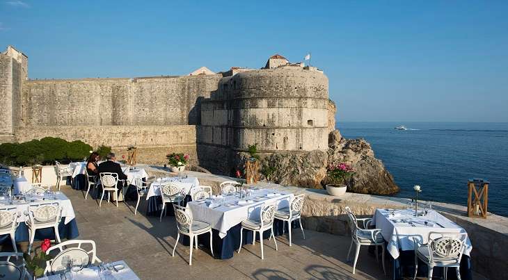 Nhà hàng Nautika, Croatia