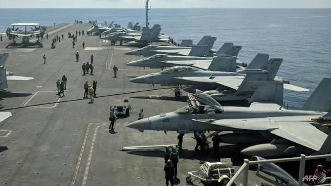 Trung Quốc cảnh báo phức tạp ngày càng tăng khi Mỹ tăng cường hiện diện ở Biển Đông