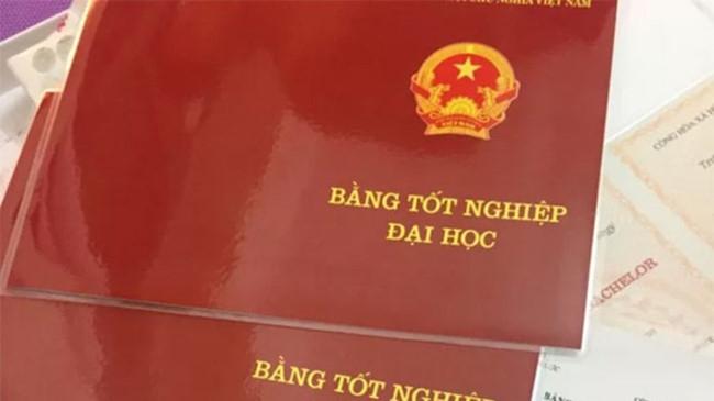 chinh sach moi bang tot nghiep dai hoc khong ghi chinh quy tai chuc tu thang 32020