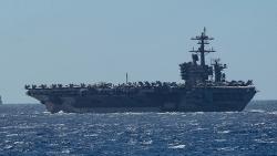 286 thủy thủ tàu sân bay Mỹ nhiễm Covid-19