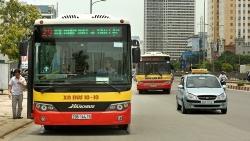 Hà Nội: Xe buýt vận hành trở lại từ hôm nay 23/4