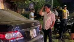 Khởi tố vụ án liên quan Trưởng ban Nội chính tỉnh Thái Bình gây tai nạn rồi bỏ chạy