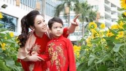 Nhật Kim Anh lên tiếng tố gia đình chồng cũ đuổi về khi đến thăm con