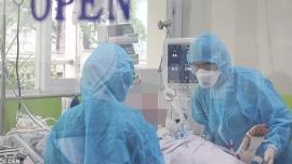 Độc giả quốc tế ca ngợi nỗ lực của Việt Nam trong cứu chữa bệnh nhân phi công Anh