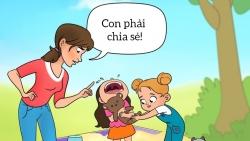 10 dieu ong ba hay lam voi tre ma cha me thuong khong the dung nhin