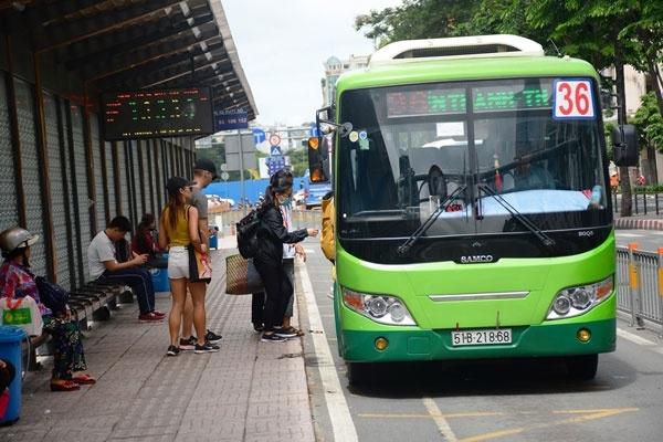Lộ trình các tuyến xe buýt TP.HCM năm 2020