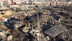 video may bay ukraine no tung sau khi trung ten lua iran
