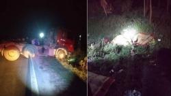 Ba người trong một gia đình tử vong sau khi va chạm với xe đầu kéo