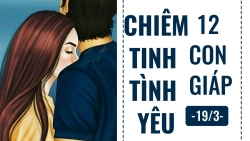 chiem tinh hom nay 203 ve tinh yeu cua 12 con giap tuoi ty co nguoi theo duoi