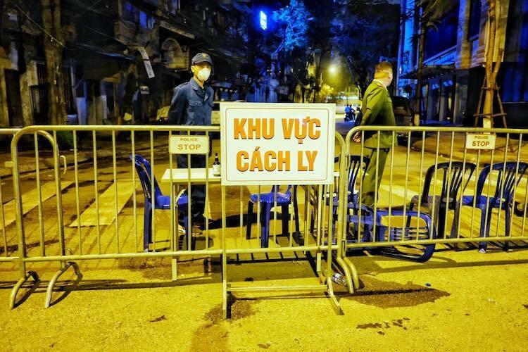 Dịch Covid-19 tại Hà Nội