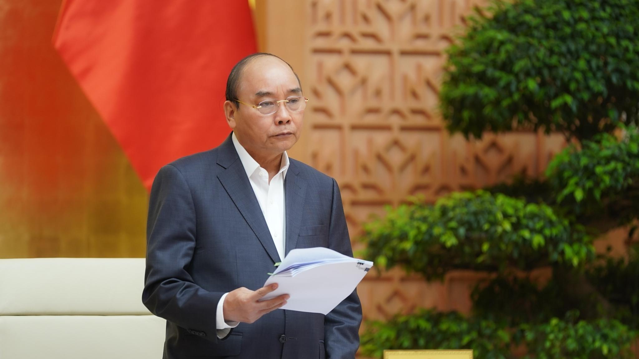 chi dao dieu hanh cua chinh phu thu tuong chinh phu noi bat thang 32020