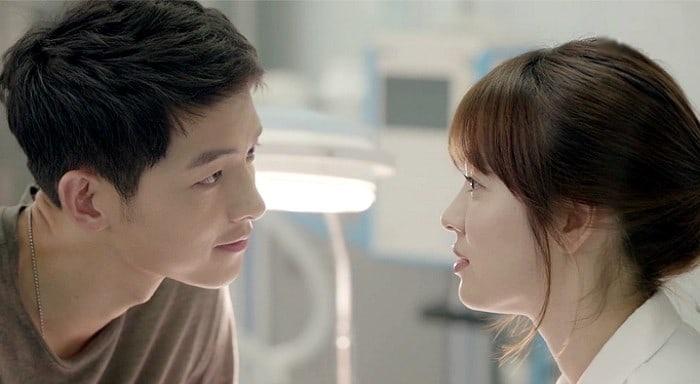 song joong ki song hye kyo va nhung khoanh khac ngot ngao truoc khi ly hon