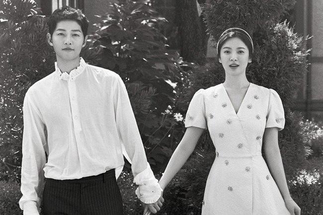 Song Joong Ki ly hôn Song Hye Kyo