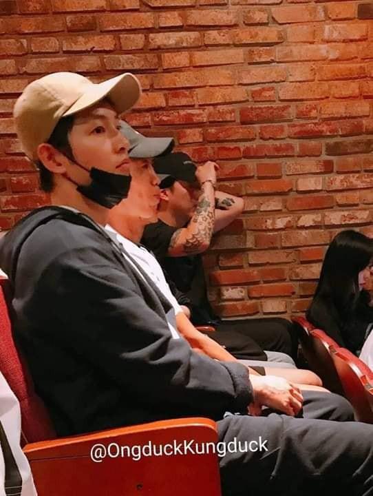 su that gay soc ve song joong ki nguoi dan ong hai mat ke an bam song hye kyo
