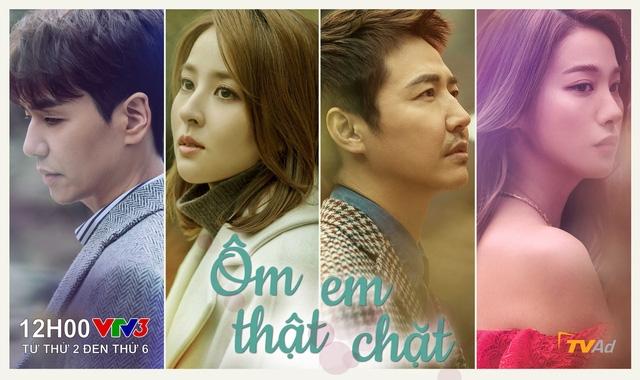 lich phat song phim om em that chat tren vtv3