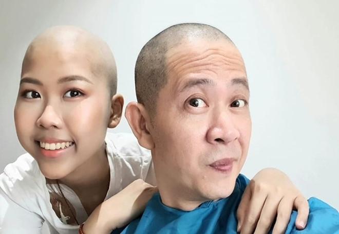con gai dao dien nhung ngon nen trong dem qua doi sau 2 nam chong choi ung thu
