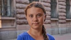 greta thunberg doat giai hoa binh quoc te danh cho tre em