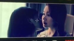 Chi Pu và Thanh Hằng gây sốc với cảnh khóa môi trong