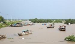 Tin bão số 2: Di dời hàng nghìn người dân Thái Bình, Nam Định, Ninh Bình đến nơi an toàn
