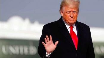 Ông Trump phá vỡ truyền thống khi không tham gia lễ nhận chức của Tân Tổng thống Joe Biden