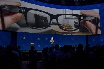 Facebook ra mắt kính thông minh trong năm nay