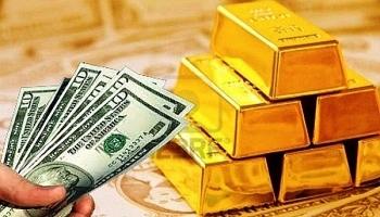 Giá vàng trong nước giảm tiếp 100.000 đồng/lượng