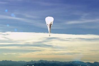 Google khai tử dự án phát internet bằng khinh khí cầu